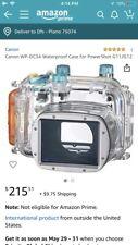 Canon WP-DC34 Underwater Housing