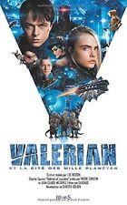 VALERIAN (ROMAN) **  ET LA CITE DES MILLE PLANETES  ** EO  NEUF BESSON/CHRISTIN