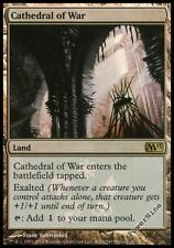 4 PROMO FOIL Cathedral of War - Land Media Inserts Mtg Magic Rare 4x x4