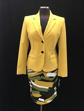 NINE WEST SKIRT SUIT/SIZE 10/RETAIL$240/LINED/RETAIL$240/