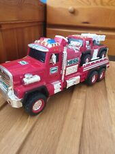 Hess Collectable Fire Truck & Rescue Ladder Truck,  2015