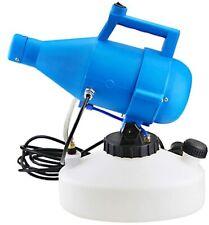 Electric Disinfectant ULV Cold Fogger - 110v Handheld Sanitizer Sprayer Machine