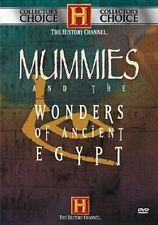 Mummies and Wonders of Ancient World 0733961702057 DVD Region 1