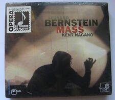LEONARD BERNSTEIN - KENT NAGANO (2CD) MASS -  NEUF SCELLE
