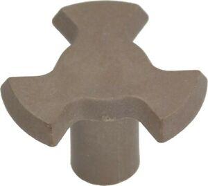 iixpin 2 Misure di Supporto per Piatto Rotante in Vetro Microonde Universale Vassoio per Forno con Tre Rotelle Piastra a Microonde in Staffa per Raccordi Anello Rotante