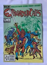 Thundercats #1 Comic Marvel First Printing EF