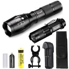 10000LM X800 shadowhawk lampe de poche Cree L2 LED torche tactique +batterie