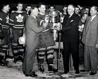 Ted Kennedy Toronto Maple Leafs 1949 Staney Cup 8x10 Photo