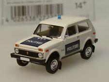 Brekina Lada Niva Polizei, Politsei ESTLAND - 27227 - 1:87