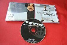 Back to the World by Tevin Campbell (CD, Jun-1996, Qwest/Warner) Promo CD