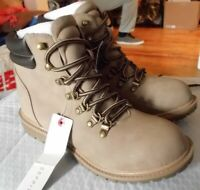 ESPRIT Gladys-P  Boots Women's - size 8 taupe - new