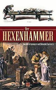 Der Hexenhammer von Jakob Sprenger, Heinrich Institoris   Buch   Zustand gut