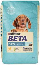 Purina Beta Puppy Chicken 14kg - Complete Dry Dog Food