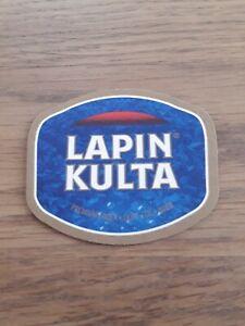 Bierdeckel Finnland Lapin Kulta Beercoaster
