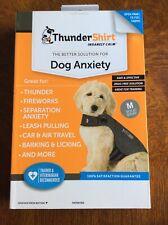 ThunderShirt Insanely Calm Dog Anxiety Solid Gray Medium M