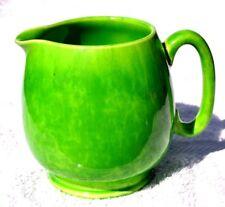 VINTAGE SADLER  GREEN  POTTERY  JUG