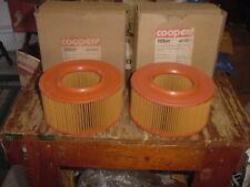 2 NOS Coopers Air Filter Triumph TR7 CA cars 75-78 Austin FX4 Taxi 2.52 Diesel