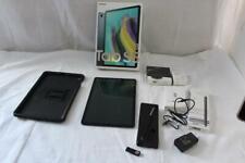 Samsung Galaxy Tab S5e 128GB Wifi Tablet SM-T720NZKLXAR Black + Dash 3 Pen