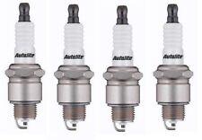 Autolite Spark Plugs 437 for Ford 9N 8N 2N Tractors   (Pack of 4 Plugs)