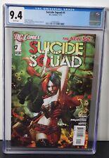 Suicide Squad New 52 #1 CGC 9.4 | DC 2011