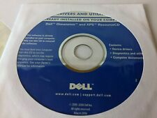 DRIVERS & UTILITIES DELL DIMENSION & DELL XPS RESOURCE CD March 2006 NEW SEALED