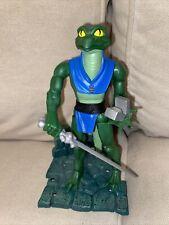 Motuc Motu Lizard Man Loose Complete He-Man Masters of the Universe