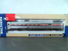 Walthers DC HO Gauge Model Railway Coaches