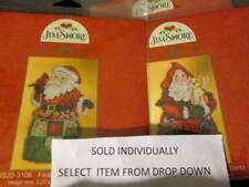 Jim Shore Santa/Angel Cross Stitch & Beads Kit- Your Choice