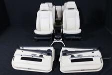 BMW 7er E66 Langversion INDIVIDUAL Leder Komfortsitze Lederausstattung seats