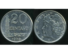 BRESIL   20 centavos 1978  ( bis )