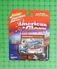 2016 Johnny Lightning - Street Freaks - American Glory - 1958 Plymouth Belvedere
