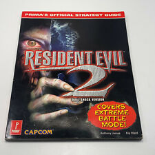 Resident Evil 2: Prima's Official Strategy Guide [Sony Playstation]. Paperback
