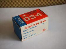 Svema DS 4 Color negative 35mm format film USSR Exp.1992