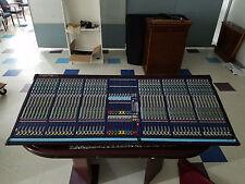 Midas Siena 480 Analog Console, Never Toured