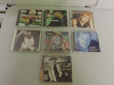 Tim McGraw Faith Hill Toby Keith Brad Paisley Urban Country Music CD Lot 7 discs