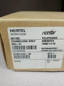 Nortel M7100 Telephone Chameleon Grey