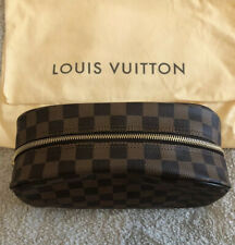 Louis Vuitton toiletry Bag In Damier Ebene. Never Used. RRP £495