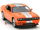 DODGE 2013 CHALLENGER SRT ORANGE 1:24 DIECAST MODEL CAR BY WELLY 24049