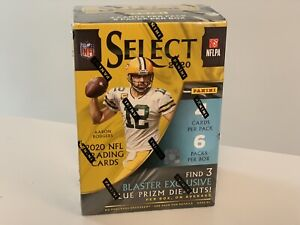 2020 Panini SELECT NFL Football BLASTER BOX (24 Cards) IN HAND 🔥Fast Shipping🔥