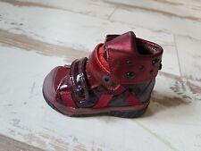 P19 - Chaussures Fille Neuves Babybotte - Modèle ATOUKEUR Bordeaux (88.50 €)