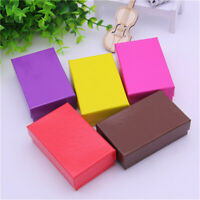 24pcs Paper Cardboard Jewelry Gifts Boxes For Jewelry Display-Rings Necklace