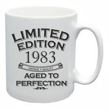 35° novità regalo di compleanno Tazza da tè 1983 aged to Perfection limitato
