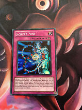 SAFE ZONE SUPER RARE GERMAN EXVC-EN078 DE078 NEAR MINT YUGIOH