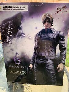Resident Evil Play Arts Leon S Kennedy. Figure. Square Enix