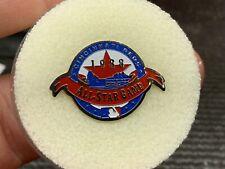 1988 Cincinnati Reds Gorgeous Rare Design All Star Game Press Pin.