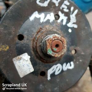 POWER STEERING PUMP 96483039 CHEVROLET MATIZ 2005-09 1.0 PETROL