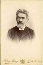 Paul Porsch 1894-Prof.Dr. Otto...Atelier Berg DARMSTADT Kabinettfoto