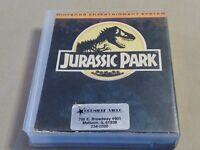 Jurassic Park NES (Nintendo Entertainment System, 1993) Tested