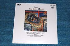 New & Sealed! VICTORIA Requiem Mass RCA RED SEAL LSC-2254