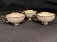 Syracuse Porcelain China - Grace Coffee/Tea Cups